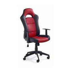 Fotel racer 2 czarno-czerwony - zadzwoń i złap rabat do -10%! telefon: 601-892-200 marki Halmar