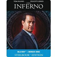 Inferno (SteelBook) (Blu-ray) - Ron Howard (5903570072567)