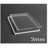Plexi bezbarwna grubość 3mm cięta na wymiar marki Folplex