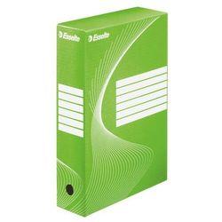 Pudełko na dokumenty Esselte Boxy 80 zielone, 128414