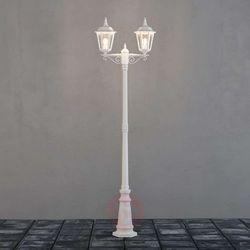 Konstsmide Firenze lampy stojące Biały, 2-punktowe - Klasyczny - Obszar zewnętrzny - Firenze - Czas dostawy