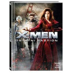X-MEN Ostatni bastion (DVD) - Brett Ratner, towar z kategorii: Filmy przygodowe