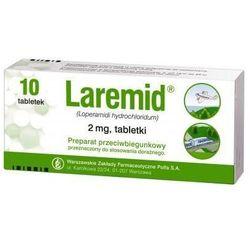LAREMID ( LOPERAMID) x 10 tabl. (lek na wzdęcia)