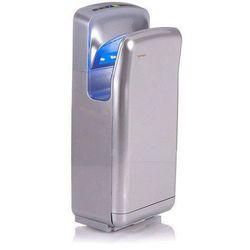 Kieszeniowa suszarka do rąk Warmtec JetFlow 1650 1650W, automatyczna, srebrna, ABS z kategorii Suszarki do r�
