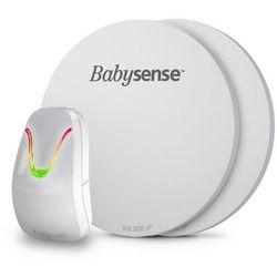 7 atestowany monitor oddechu dla niemowląt marki Babysense