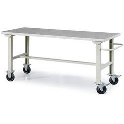 Aj produkty Mobilny stół roboczy solid 400, 2000x800 mm, laminat