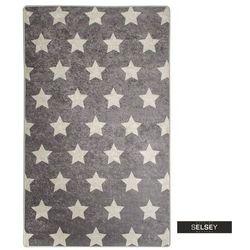 Selsey dywan do pokoju dziecięcego dinkley yildiz szary 140x190 cm (5903025555522)