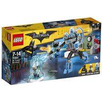 Lego THE MOVIE Batman the , lodowy atak mr. freeze'a 70901