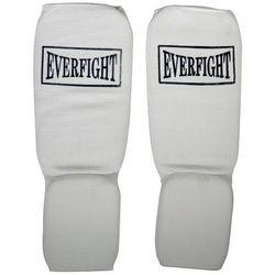 Ochraniacz goleń stopa bawełna S white - produkt z kategorii- Ochraniacze i kaski do sportów walki