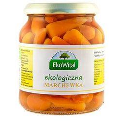 Marchewka w zalewie bio 350g/230g -  wyprodukowany przez Eko wital