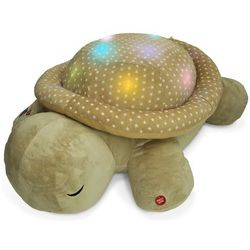 Cloud B, Torsten the Giant Turtle, Żółw Gigant, świecąca pufa i lampka