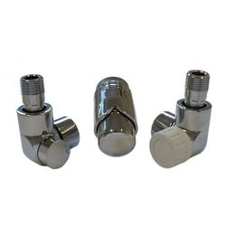 Grzejnik  603700065 zestawy łazienkowe lux gz ½ x złączka 15x1 stal osiowo prawy chrom, marki Instal-projekt