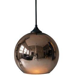 Lampa wisząca Bubbla miedź (lampa zewnętrzna wisząca) od lampyiswiatlo.pl