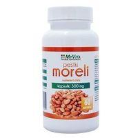 Pestki Moreli (Amigdalina, Witamina B17) 300mg (MyVita) 60 kaps. (data ważności 31/03/2017) (artykuł z kate