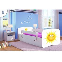 Łóżko dziecięce Kocot-Meble BABYDREAMS SŁOŃCE Kolory Negocjuj Cenę.