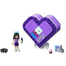 LEGO Klocki Friends Pudełko w kształcie serca Emmy GXP-671413 - DARMOWA DOSTAWA OD 199 ZŁ!!!