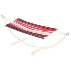 Zestaw paraty, czerwono-kremowy 11196 marki La siesta