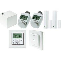 Zestaw systemu sterowania ogrzewaniem eq-3 MAX!, Bramka LAN Cube + Termostat pok. MAX! + Głowica termost. MAX