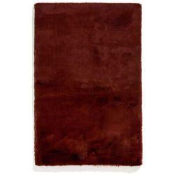 Dywaniki łazienkowe z miękkiego materiału bonprix brązowy
