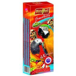smakers owocowy kolby maxi dla dużych papug 2szt/450g wyprodukowany przez Vitapol