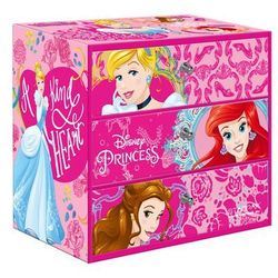 Starpak, Disney Princess, pudełko na biżuterię, 140x90x120 mm oferta ze sklepu Smyk