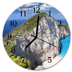 Zegar ścienny okrągły Klif