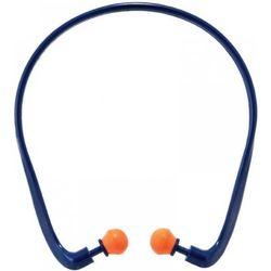 Zatyczki do uszu DEDRA piankowe na kabłąku BH1031