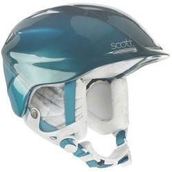 Kask  damski jewel ocean blue-m, marki Scott