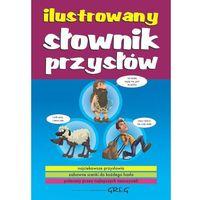 Ilustrowany słownik przysłów (9788375173925)