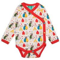 Little Green Radicals THE BEAR NECESSITIES WRAP Body offwhite