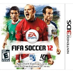 3ds  fifa 12 od producenta Electronic arts