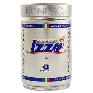 Kawa ziarnista IZZO Silver Neapolitano 250g (8019925000080)