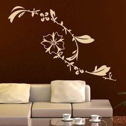Szablon malarski kwiaty 042 marki Wally - piękno dekoracji