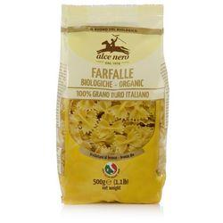 Makaron Farfalle durum (semolina) BIO 500g - Alce Nero - produkt z kategorii- Kasze, makarony, ryże