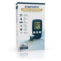 Diagnosis Gold system glukometr
