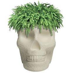 Qeeboo mexico planter kość słoniowa 70007av, 70007AV