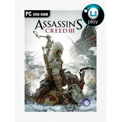 Assassins Creed III PL - Klucz - produkt z kategorii- Kody i karty pre-paid