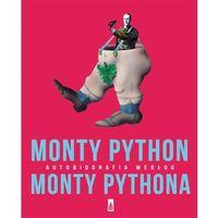 Monty Python autobiografia według Monty Pythona - Dostawa zamówienia do jednej ze 170 księgarni Matras za D