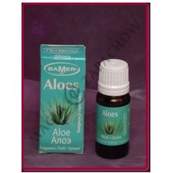 Aloes - olejek zapachowy -  7 ml, marki Bamer