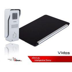 Zestaw Wideodomofonu Vidos stacja bramowa z szyfratorem monitor 7'' S6S_M690BS2
