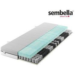 Sembella hybrid bio – materac kieszeniowy, sprężynowy, rozmiar - 140x200 wyprzedaż, wysyłka gratis