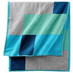 """Ręczniki """"fun"""" niebieskozielony morski marki Bonprix"""