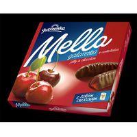 Galaretka w czekoladzie Mella o smaku wiśniowym 190 g Goplana (5900352000770)