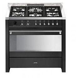 CS19A-7 marki Smeg z kategorii: kuchnie gazowo-elektryczne