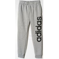 adidas Linear Pant Closed Hem Brushed Herren Hose M AC3614, kolor szary