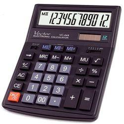 Kalkulator Vector VC-444 - ★ Rabaty ★ Porady ★ Hurt ★ Autoryzowana dystrybucja ★ Szybka dostawa ★, KLKVEC-2800