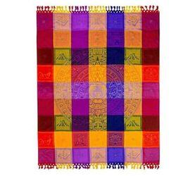 Obrus bawełniany kolorowy 1,5 x 2 m marki Hamaki cabana