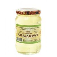 Miód akacjowy nektarowy 540g rodzinna pasieka sudnik marki Rodzinne gospodarstwo pasieczne sudnik