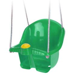 4home Huśtawka ogrodowa dla dzieci sway, zielony
