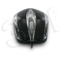 4world Mysz  optical mouse basic